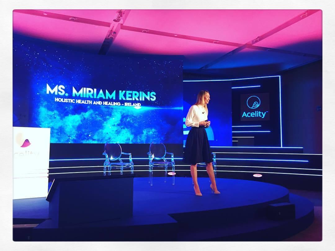 Integrative Wellness – A Talk by Miriam Kerins Hussey